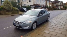 FORD MONDEO 1.8TDCi 2008 GHIA 6 SPEED £1400