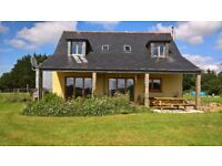 Equestrian /small holding in rural Brittany, Eco house constructed 10 years ago, 2.61 hectares
