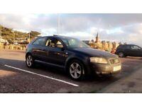 Audi, A3, Hatchback, 2004, Manual, 1595 (cc), 3 doors