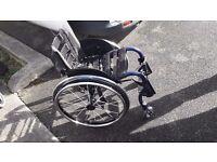 GTM Mustang manual wheelchair