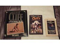 Cliff Richard Vinyl Tapes & Books