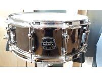 "Mapex Tomahawk 14"" Steel snare drum"