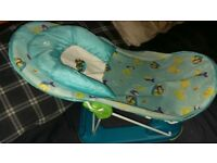 Summer baby bath seat support chair