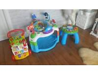 All mint condition jumperoo / walker