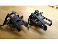 Wellgo MT-19 MTB Pedals Large - Brand New