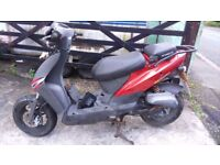KYMCO AGILITY 50 4 STROKE SCOOTER NOT A CHINESE MAKE