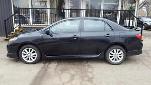 """2010 Toyota Corolla S """"WOW only $118.49 bw EVERYONE APPROVED"""""""