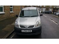 Nissan Kubistar 1.5DCI MOT til July 17 Spares or Repairs