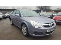 VAUXHALL VECTRA 1.9 CDTI 120 EXCLUSIV 6 SPEED 2009 / 1 OWNER / 97K MILES / FULL SERVICE HISTORY
