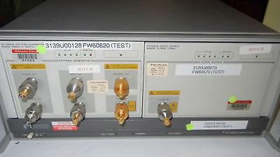 Hp 70001a Mainframe 70311a Clock Source 70845a Pattern Generation