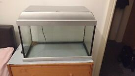 2 fish tanks for sale.