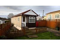 Residential Mobile Home On Private Quiet Semi Retired Park for Over 50's with Own Private Gardens