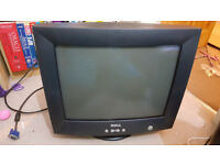 Dell 17 inch CRT Colour Monitor in Good working condition