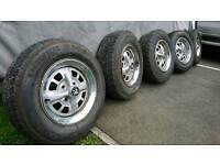 Vauxhall Cavalier/Viva Rostyle Wheels