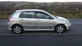 TOYOTA COROLLA 1.4 VVT-i COLOUR COLLECTION 93K