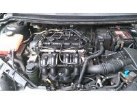 2005-2009 FORD FOCUS/CMAX HXDA Engine 1596cc Petrol Manual Engine