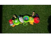 Very Hungry Caterpillar Large Pram Activity Toy