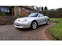 Mg tf 1.8 135 (not mx5 or mr2)
