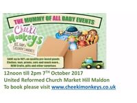 Cheeki monkeys baby and childrens market