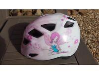 MET Childrens Genio Cycling Helmet Pink Fairy 52 – 57 cm