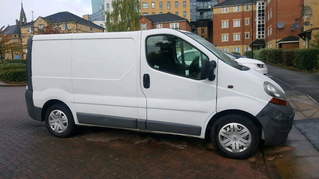 Renault Trafic 1.9dci 2002