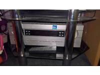 HOME CINEMA, YAMAHA RX-V440RDS 6.1 AMPLIFIER AND KODA 5.1 TOWER SPEAKERS