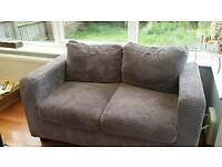 Small Grey Sofa