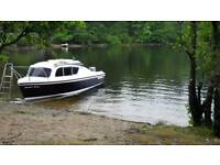Failrline cabin cruiser family 20