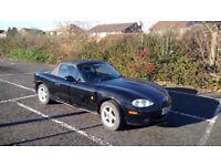 Mazda MX5, Spares or Repair