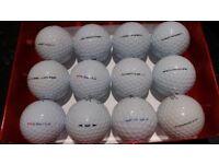 Golf Balls. Assorted Titleist used balls
