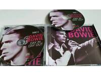 David bowie double set day in day out.