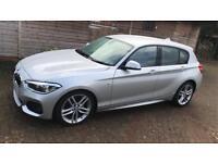 2016 BMW 1-Series M-sport