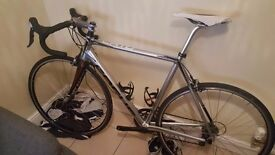 focus cayo al road bike 57cm
