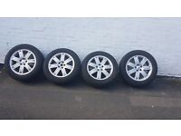 """Land Rover Sport Alloy wheels BRAND NEW TYRES 19"""""""