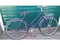 Vintage BSA ladies Bike
