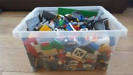 6kg of Mixed Lego