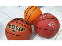 Basket ball- almost new