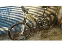 Trek bontrager 6500 mountain bike