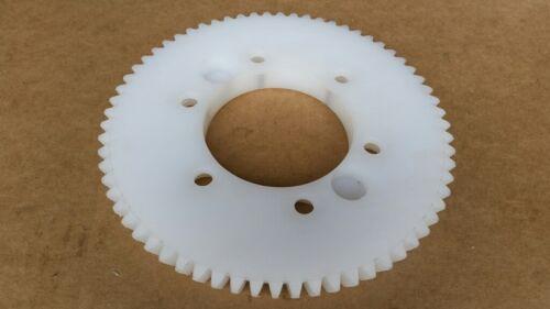 ULTRABLEND LOWER GEAR FOR TM5 MODEL MIXER MPN: 100-00170