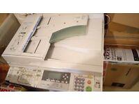 Ricoh Aficio 2020 Printer & Scanner