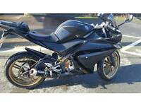 Yamaha Yzfr125 for swap for Yamaha wr 125