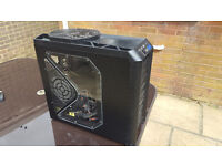 Antec Nine Hundred Two Full Tower Case With 650W Corsair PSU