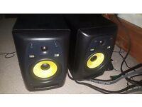 KRK R6 Passive Monitor Speakers