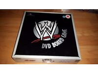 WWE DVD Board Game (2005) (Complete & Great Condition)