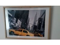 New York Wall Print