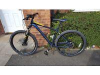 Boardman mountain bike brand new