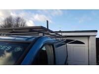 Traffic swb roof rack