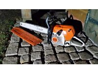 Stihl ms441 chainsaw