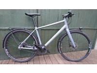 Canyon Commuter 4 – Belt drive bike (Large)