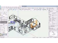 Tutor for Vectorworks CAD. Teaching students how to be efficient and productive with the software.